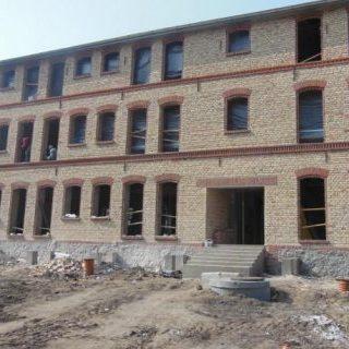 Przebudowa i rozbudowa budynku gospodarczo-magazynowego na budynek mieszkalny wielorodzinny w Trzciance