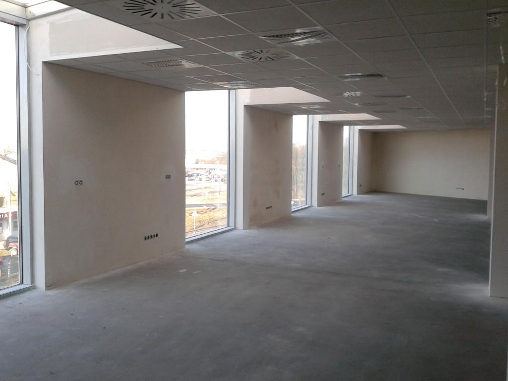 Budynek biurowy w Poznaniu 04 Antresola