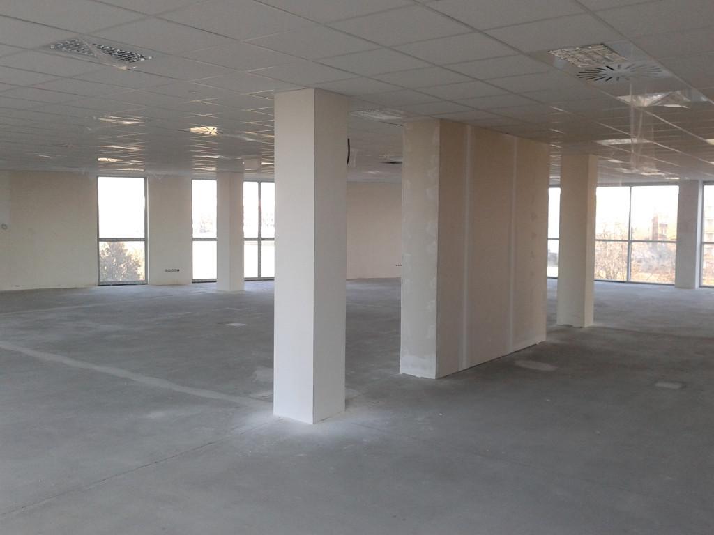 Budynek biurowy w Poznaniu 05 Wnętrze